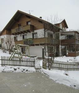 Ferienwohnung Gammer im Winter
